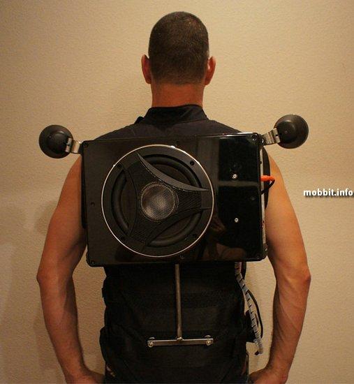 Speaker Vest