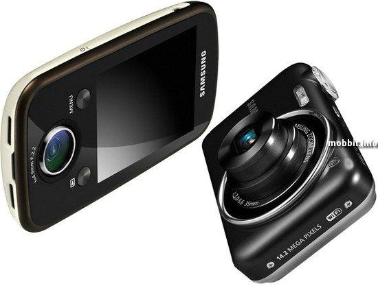 Samsung ST80 и HMX-E10
