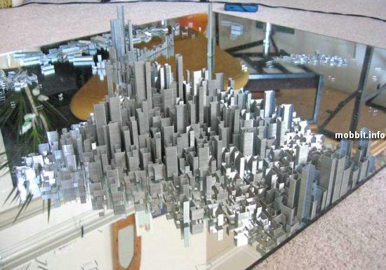 Мегаполис в миниатюре