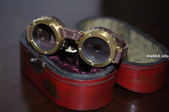стимпанковские очки