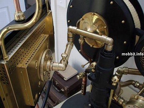 Стимпанковский компьютер