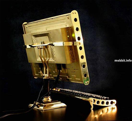 steampunk LCD