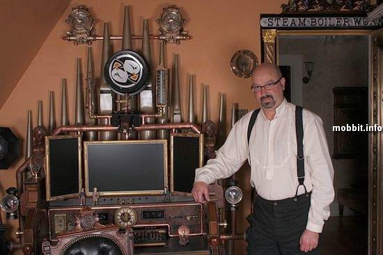 Компьютер из органа