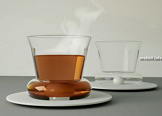 Саморазмешивающиеся чашки