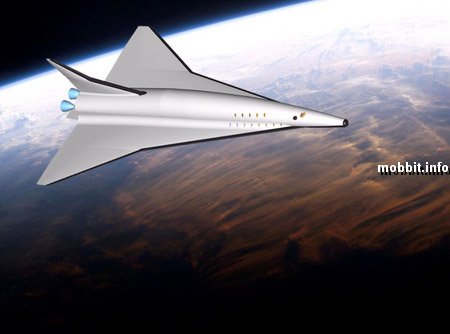 Future High-Altitude High-Speed Transport 20XX