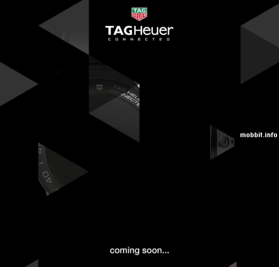 TAG Heuer Module Watch