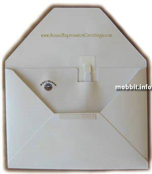 Говорящие конверты