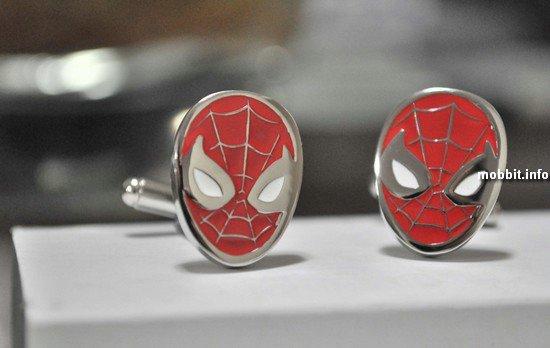 Запонки для супергероя
