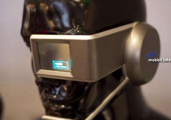 прозрачные OLED-дисплеи TDK