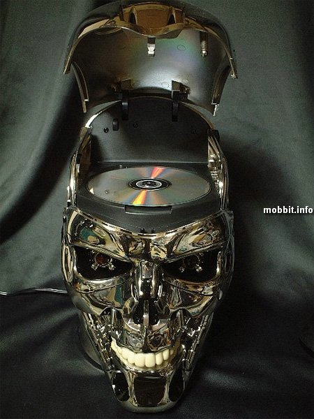 terminator dvd-player