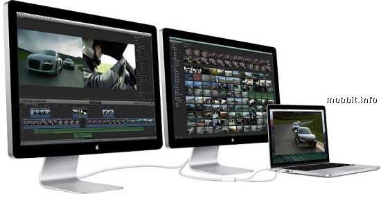 Apple 5К Thunderbolt Display