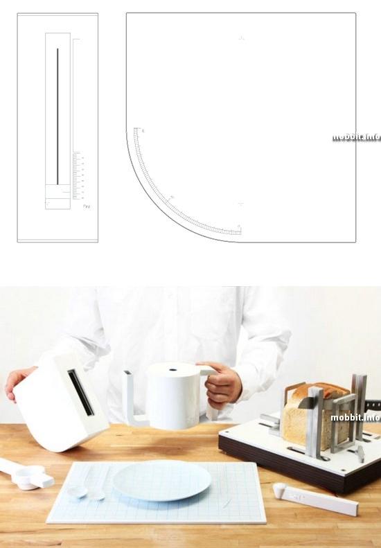Trebuchet Toaster