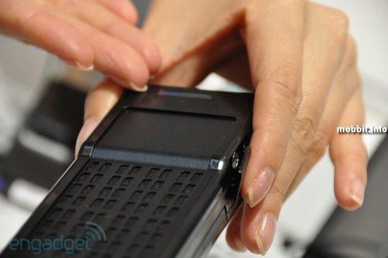 Телефон, работающий на топливе