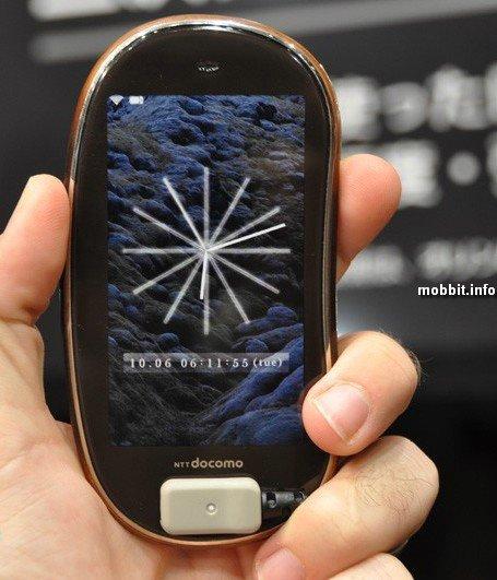 Touch Wood от NTT DoCoMo
