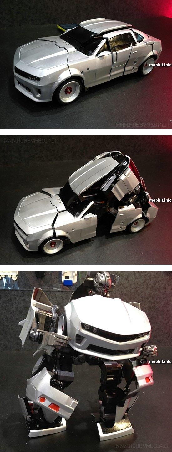 Новый робот-трансформер от Takara Tomy