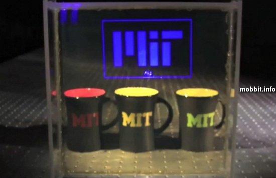 Революционный прозрачный дисплей от MIT