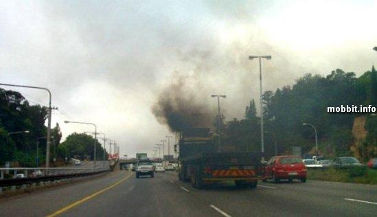 Инновационный тротуар, поглощающий смог