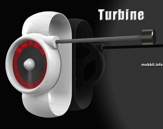 Turbine LED