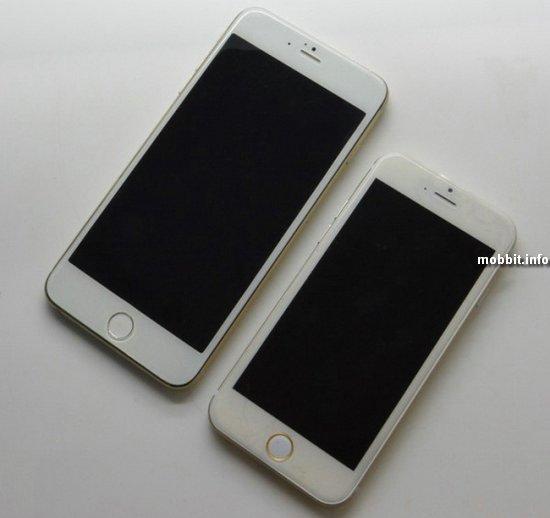 4, 7- и 5, 5-дюймовый iPhone 6