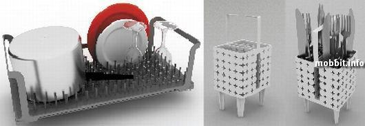 Ультразвуковая посудомоечная машина