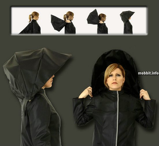 Umbrella Coat Raincoat