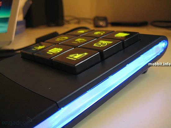 клавиатуры United Keys с OLED-клавишами