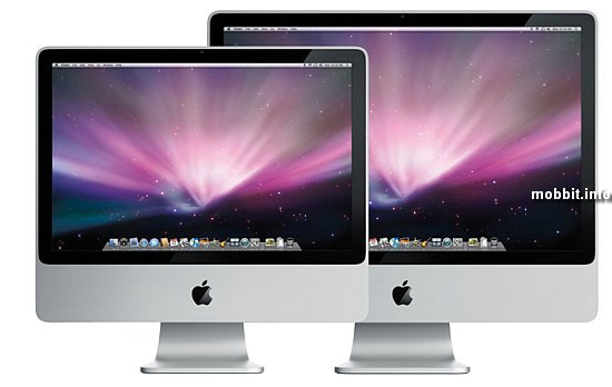 updated iMacs