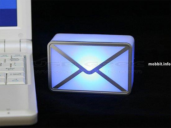 USB-индикатор новой почты