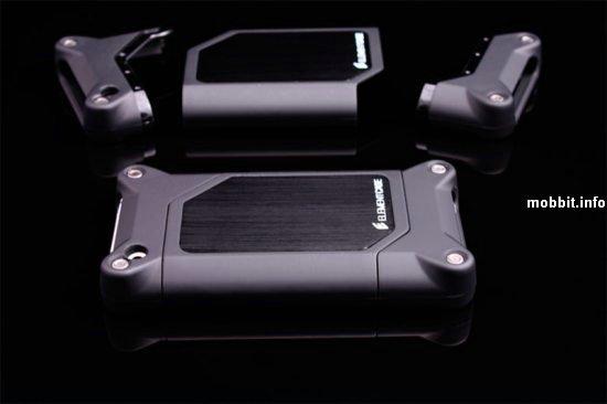Vapor - чехлы, решающие проблему с антенной в iPhone 4