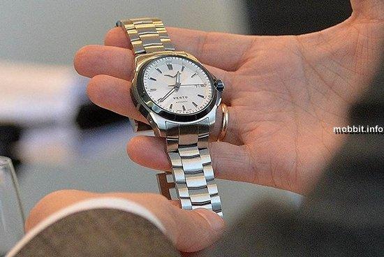 Прототип «умных» часов от Vertu