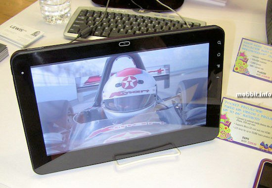 ViewSonic G Tablet