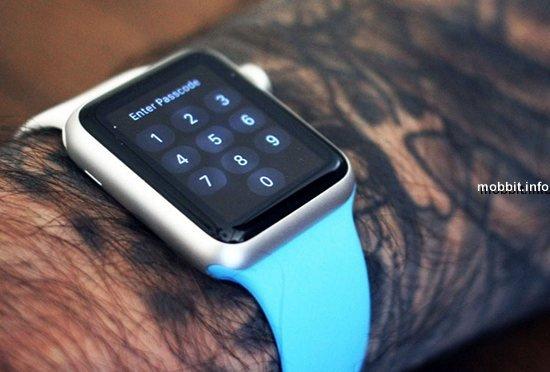 Часы Apple Watch и блендер – кто кого?