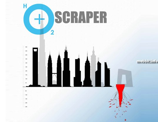 Water-Scraper
