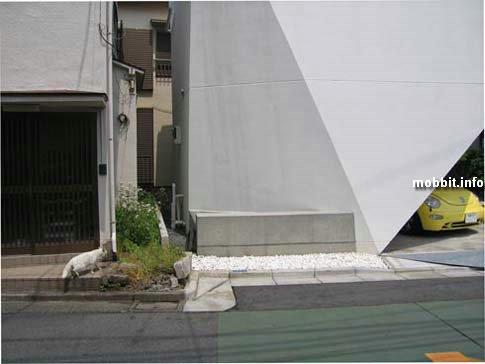 Дом японского архитектора