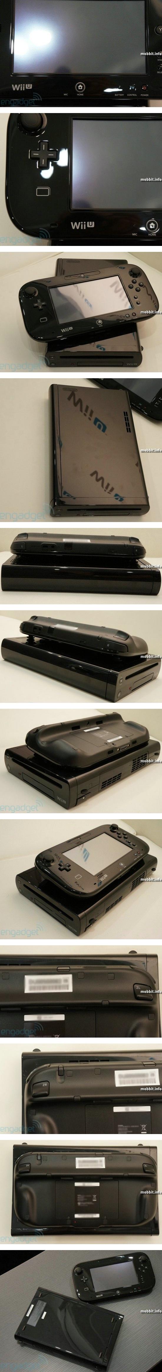 Игровая консоль Nintendo Wii U