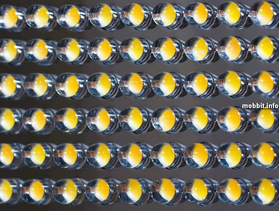 Создан самый маленький в мире светодиод