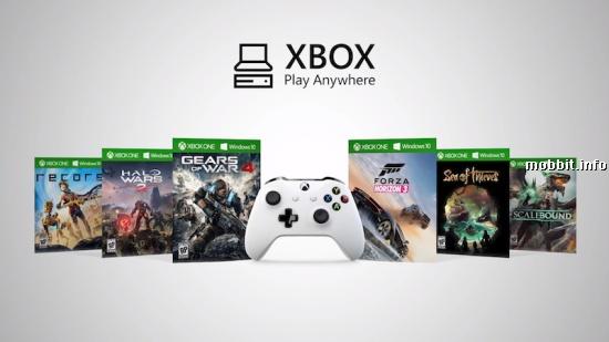 Microsoft Xbox Play Anywhere
