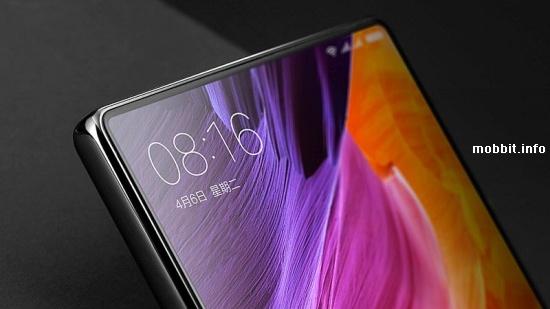 Xiaomi Mi MIX Android 7.0 Nougat