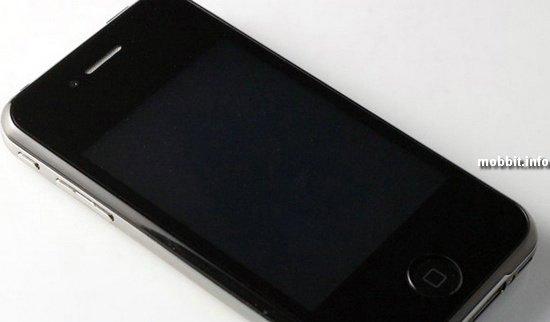 Китайский клон еще не вышедшего iPhone 5