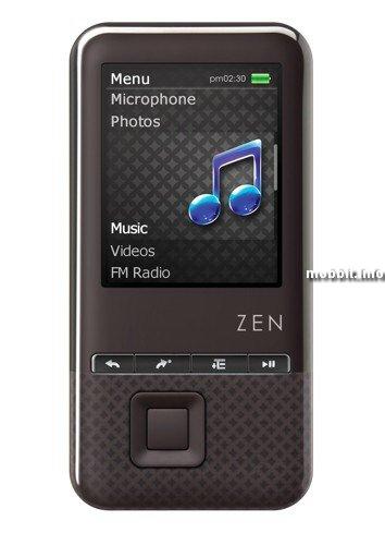 Creative ZEN X-Fi Style и ZEN Style