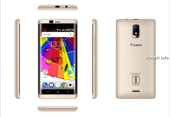 Ziox Astra Curve 4G