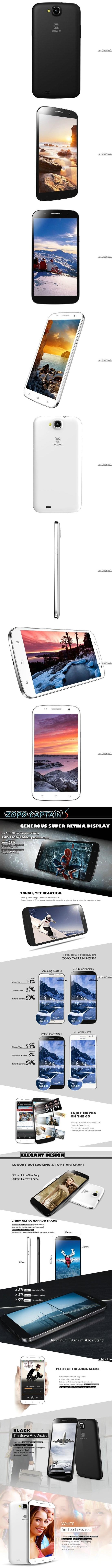 Zopo ZP990 Captain S