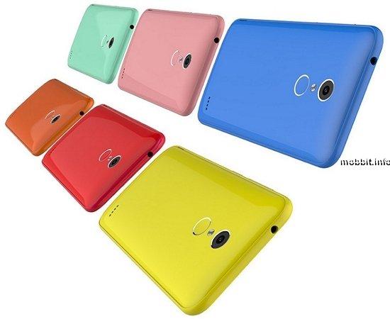 Необъявленный смартфон ZTE с датчиком отпечатков пальцев