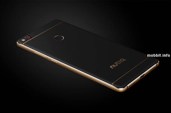 ZTE Nubia N1 Black Gold